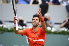 Hasil Tenis Prancis Terbuka, Novak Djokovic Lanjut…