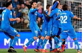 Habisi Real Betis, Getafe Gusur Valencia dari Pucuk Klasemen La Liga
