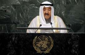 Emir Kuwait Sabah Al-Ahmad Wafat, Sheik Nawaf Penggantinya