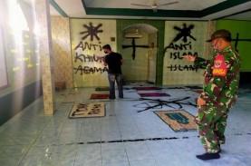 Begini Pengakuan Mahasiswa Tersangka Vandalisme di…