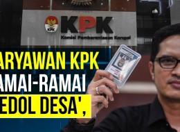 Karyawan KPK Ramai-Ramai 'Bedol Desa', Tak Cocok dengan Ketua Firli?