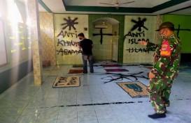 MUI: Vandalisme di Musala Darussalam Tangerang Tidak Beradab