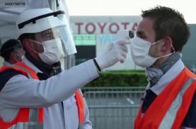 Grup Toyota Alami Pemulihan Penjualan 90 Persen