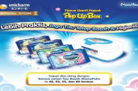 Uni-charm (UCID) Sebut Penjualan Tisu Basah Tumbuh…