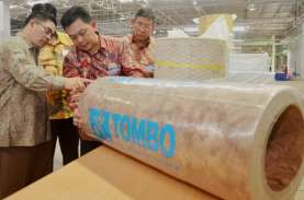 Pamerintah Dorong Produksi Rock Wool Tahan Api