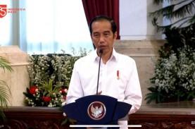 Cerita Dampak Covid-19 ke Pedagang Kecil, Jokowi:…