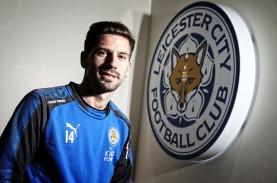 Sampdoria Bidik Gelandang Adrien Silva dari Leicester