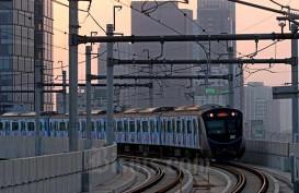 Dua Pekan PSBB Jilid II, Jumlah Penumpang MRT Rontok