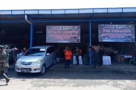 Bea Cukai Bogor Bantu Korban Banjir Bandang di Sukabumi