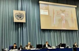 RI Dorong Kerja Sama UNIDO untuk Industri 4.0 dan UMKM