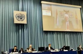 RI Dorong Kerja Sama UNIDO untuk Industri 4.0 dan…