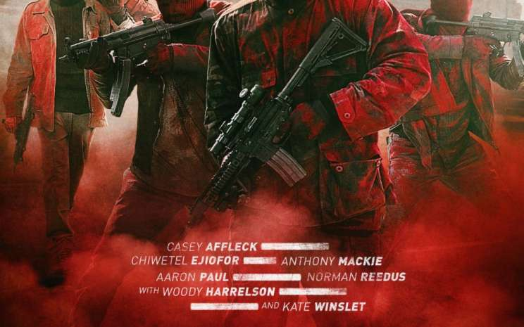 Film Triple 9 tayang di Bioskop Trans TV