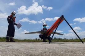 Terra Drone Survei Jalur transmisi Listrik PLN di…