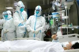Rumah Sakit di India Krisis Oksigen di Masa Pandemi