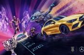 Mercedes-Benz Endorse Esports League of Legends