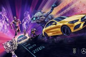 Mercedes-Benz Endorse Esports League of Legends
