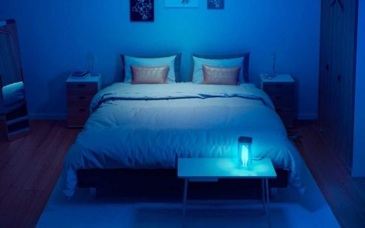 Signify meluncurkan lampu meja desinfeksi UV-C. - istimewa