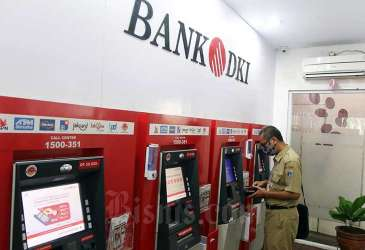 Bank DKI Sabet Penghargaan Kinerja Keuangan