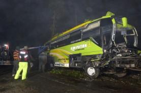 Bus Rombongan Wisatawan Jepara Kecelakaan di Wonosobo,…