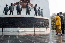 Hari Kesaktian Pancasila, Nadiem: Lilin Pancasila…