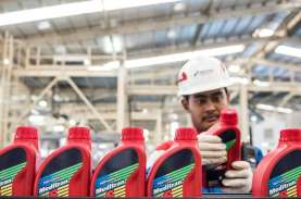 Indeks Manufaktur Indonesia Turun, Tersengat PSBB…