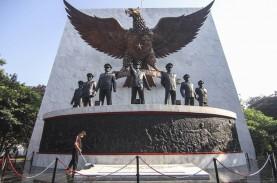Hari Kesaktian Pancasila, Jokowi: Ideologi Pancasila…