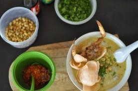 Bubur Seafood ini Bahannya Dijamin Fresh, tapi Harga…