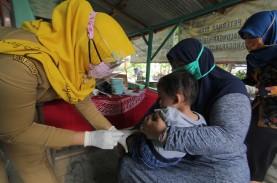 Wabah Covid-19 Ancam Kesehatan 25 Juta Anak Indonesia