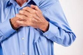 Risiko Henti Jantung Tinggi Pada Pasien Covid-19