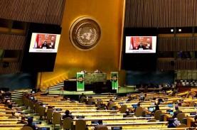Menteri LHK Ajak Dunia Internasional Jadikan Bumi…