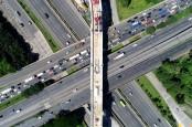 Progres Proyek LRT Tahap Pertama Jabodebek Capai 77,3 Persen