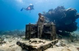 Prancis Buka 3 Destinasi Museum Bawah Air Baru