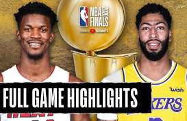 Lakers Habisi Heat 116–98 di Gim Pembuka Final Basket NBA