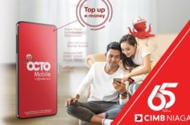 OCTO Mobile CIMB Niaga Beri Kemudahan Isi Ulang hingga…