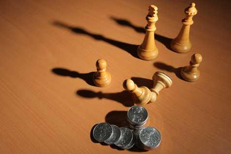 Ilustrasi Strategi bisnis - bisnis.com