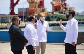 Jokowi Tinjau Proyek Terminal Multifungsi di Labuan Bajo