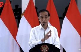 Jokowi Berharap Bantuan Pemerintah Bikin Pedagang Kecil Naik Kelas