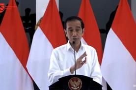 Jokowi Berharap Bantuan Pemerintah Bikin Pedagang…