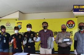 Ini Modus Penyelundupan Narkotika yang Berhasil Digagalkan Bea Cukai di Sidoarjo dan Sorong