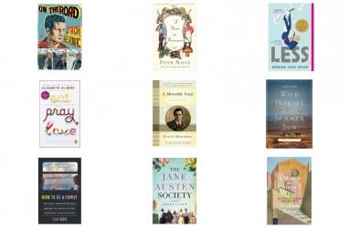 10 Buku Traveling Untuk Inspirasi Perjalanan