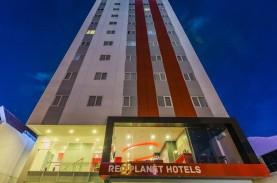 Bisnis Hotel Bangkit, Red Planet (PSKT) Estimasi Okupansi…