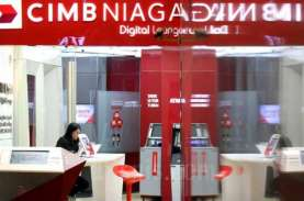 Susul Bank Besar Lain, CIMB Niaga Pangkas Bunga Deposito…