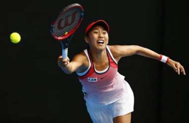 Hasil Prancis Terbuka : Duo Pliskova Tersungkur, Zhang ke Babak Ketiga