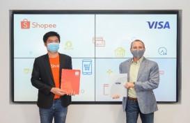 Shopee dan Visa Jalin Kemitraan Strategis 5 Tahun