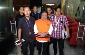 Bupati Bengkalis Nonaktif Dituntut Hukuman 6 Tahun Penjara