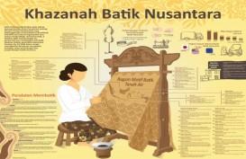 BATIK UNTUK DUNIA : Khazanah Batik Nusantara