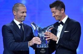 Lewandowski & Flick Terpilih Sebagai yang Terbaik di Eropa