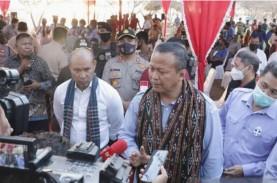 Terungkap! Foto Menteri Edhy Prabowo dan Pejabat KKP…