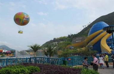 Mulai Hari Ini, Ocean Park Hong Kong Dibuka Kembali