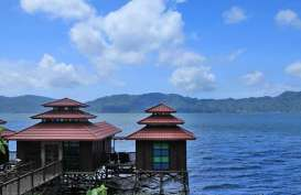PUPR Akan Tambah Alat Pembersih Eceng Gondok Danau Tondano